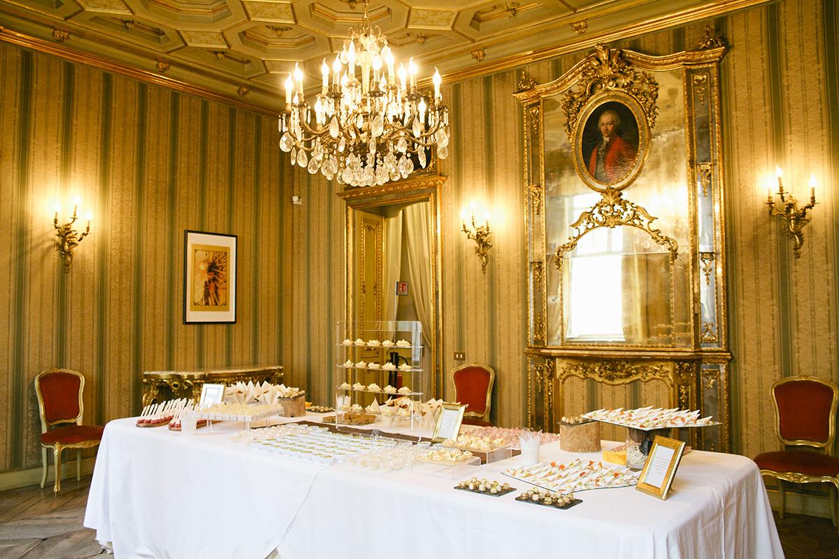 Location per ricevimenti buffet a Torino