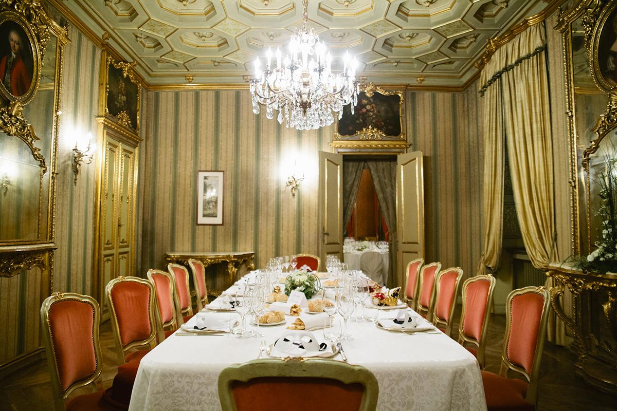 Cene private Torino