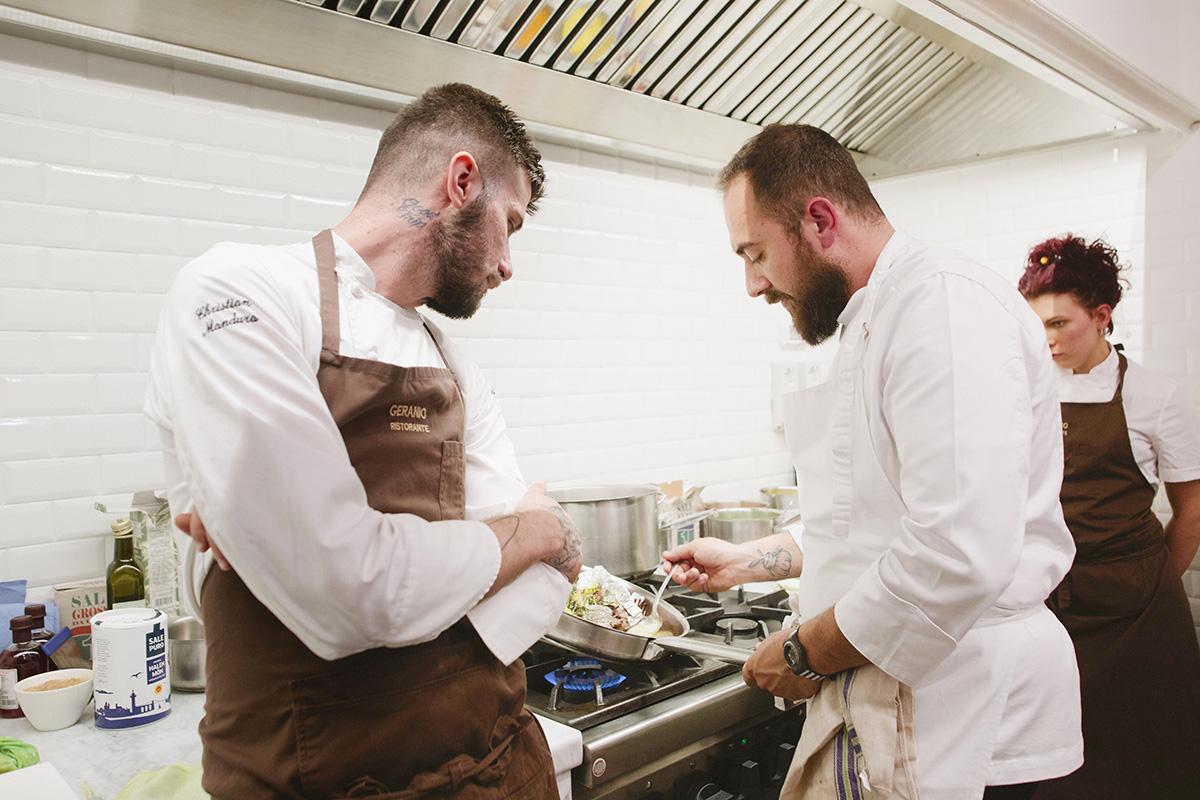 Chef privato Torino