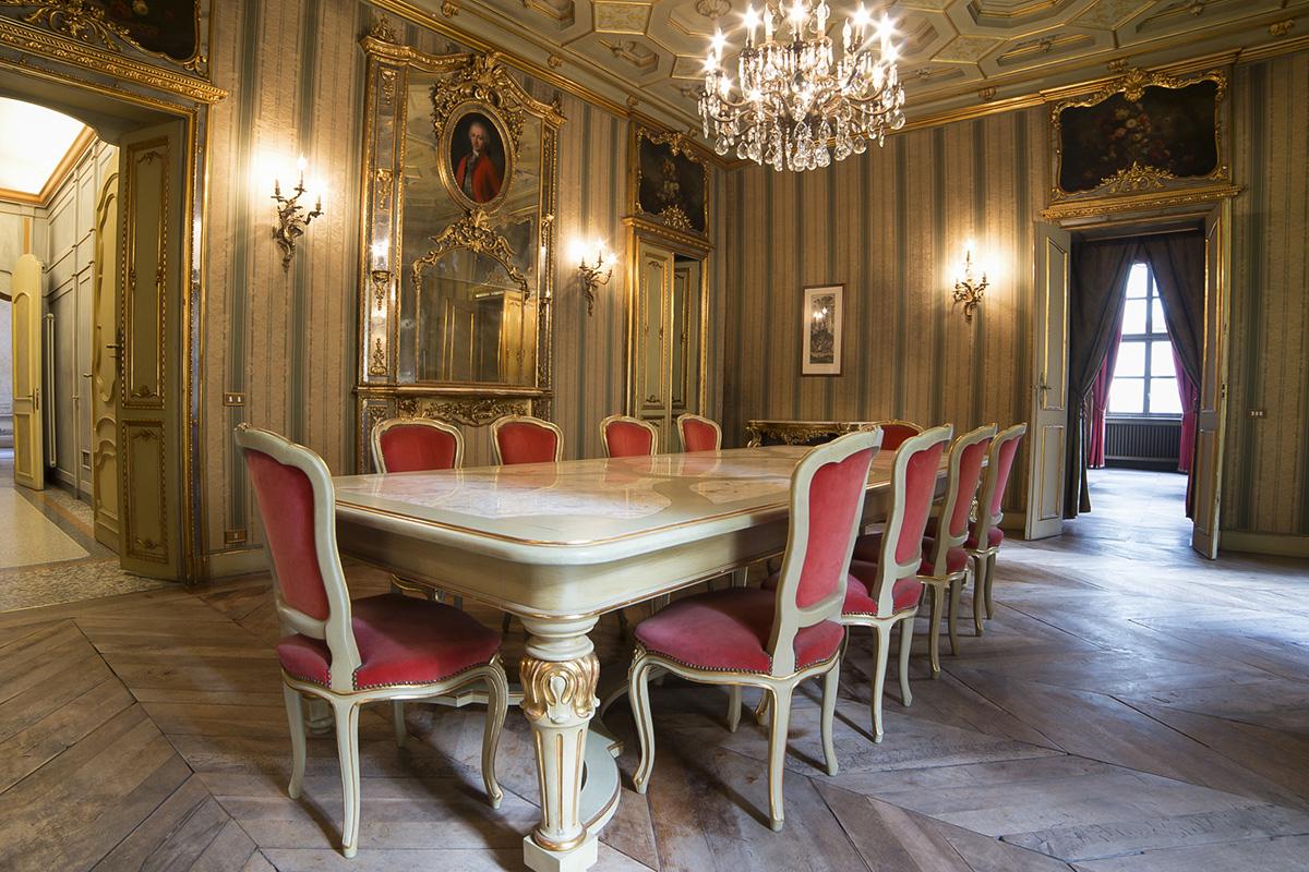Sala congressi Torino - Palazzo Saluzzo Paesana