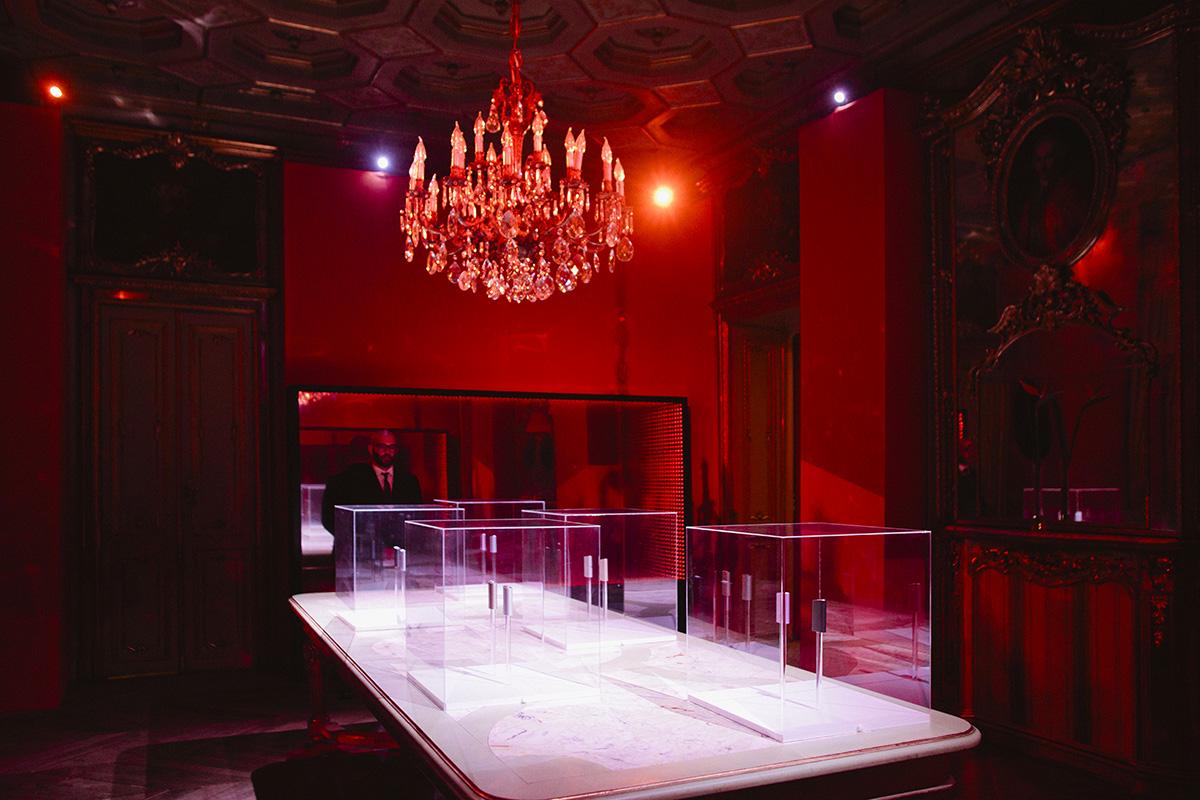 Presentazione prodotti aziendali a Torino - Palazzo Saluzzo Paesana