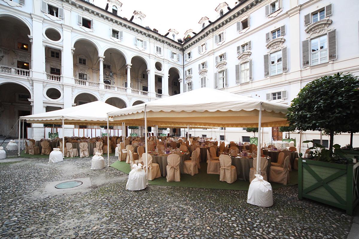 Location per matrimonio a Torino