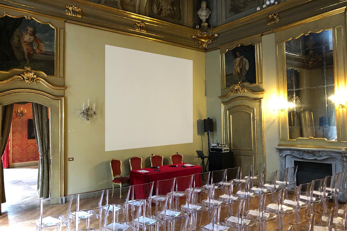 Sala meeting Torino - Palazzo Saluzzo Paesana